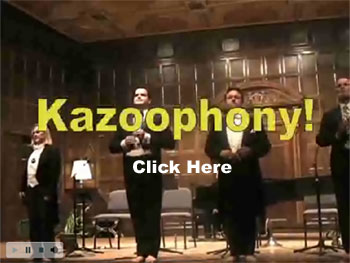 Kazoophony Video Still