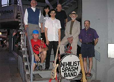 The Nihilist Spasm Band